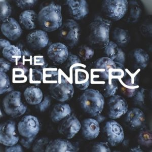 The Blendery About Tile - Blueberries