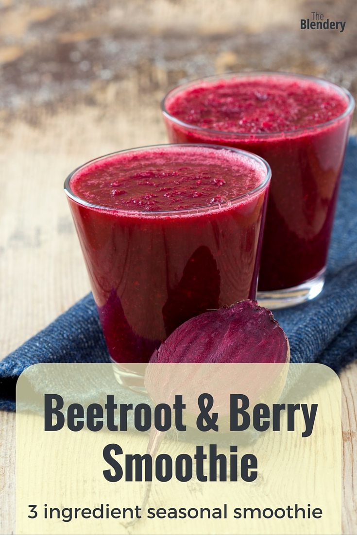 how to make beetroot smoothie