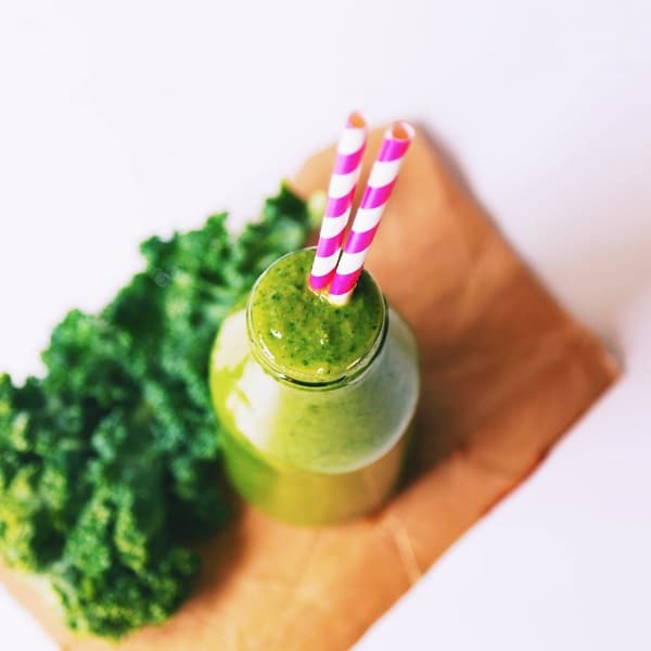 Green Smoothie Benefits Tile