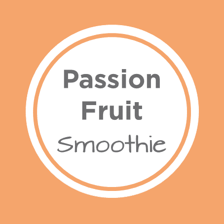 Passion Fruit Smoothie Cover