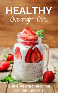 Healthy Overnight Oats Kindle Cover