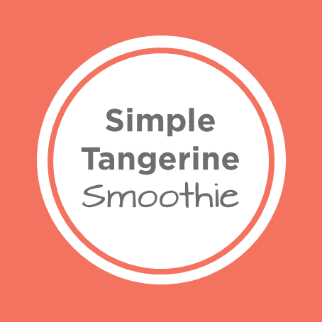 Tangerine Smoothie Cover