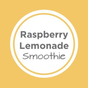 Raspberry Lemonade Smoothie Recipe Tile
