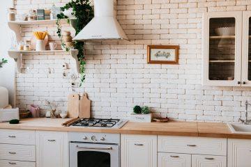 Minimalist Living Kitchen Header