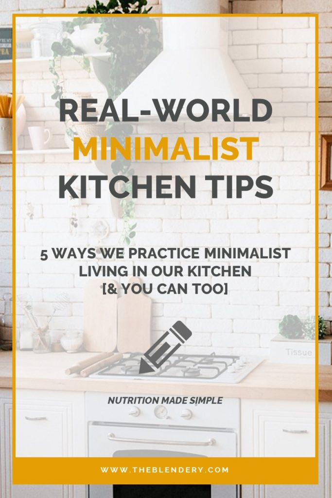 Minimliast Living Kitchen Pinterest